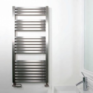 Aeon Serif Stainless Steel Towel Rails