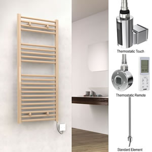 Reina Diva Latte Electric Towel Rails