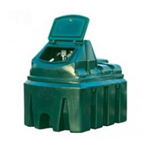 3C Fuel System Tanks