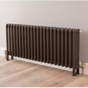 Supplies4Heat Cornel Horizontal 4 Column Radiators In Ral Colours