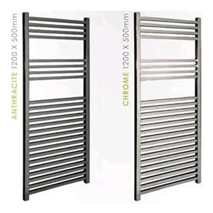 Abacus Quadris Towel Rails