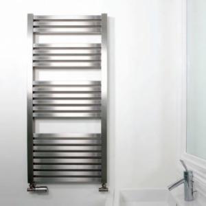 Aeon Serif Stainless Steel Towel Rails