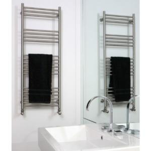 Aeon Tora Stainless Steel Towel Rails
