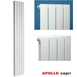 Apollo Capri Standard Colours Designer Radiators