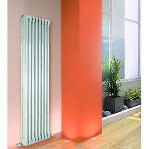 Apollo Monza Vertical radiators In White