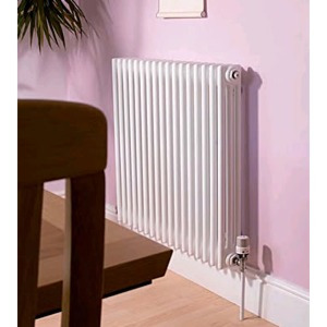 Apollo Roma 2 Column Radiators In Ral Colours And Special Finishes