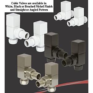 Cubic Radiator Valves
