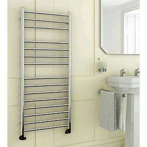 DQ Siena Polished Stainless Steel Towel Rails