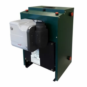 Firebird Oil Condensing Boilerhouse Boilers