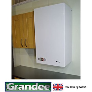 Oil Condensing Wall Mounted Combi Boilers
