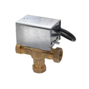 Honeywell Mid Position And Zone Valves