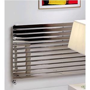 Mhs Arturo Brushed Stainless Steel Designer Radiators