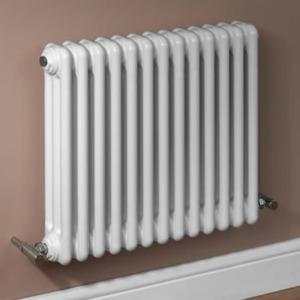 MHS Multisec White 3 Column Radiators