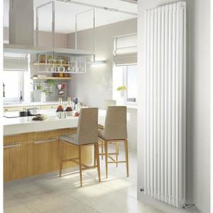 MHS Multisec White 2 Column Radiators