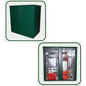 Mistral Condensing Combi Outdoor Boilers