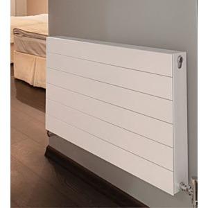 Quinn Ligna Single Panel White Radiators