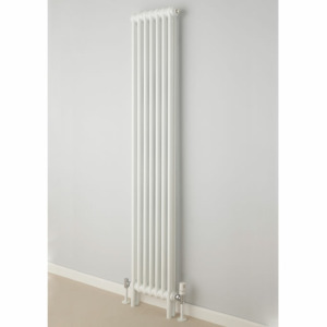 Supplies4Heat Cornel Vertical 4 Column Radiators