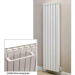 Supplies4Heat Saxon Vertical Aluminium Radiators