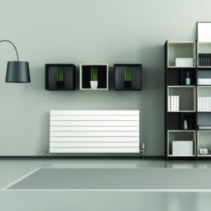 Quinn Slieve Horizontal Double Radiators In Colours