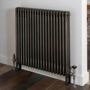 The Radiator Company Ancona Bare Metal Lacquer Stock Radiators