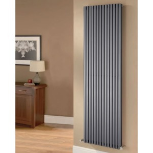 Ultraheat Klon Grey Horizontal Designer Radiators