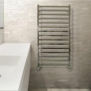 Vogue UK White Towel Rails