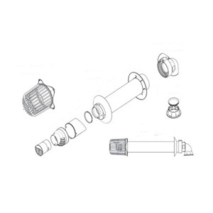 Warmflow Oil Boiler Accessories