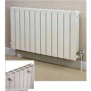 Supplies4Heat Saxon Horizontal Aluminium Radiators