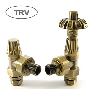 Abbey Thermostatic Radiator Valves