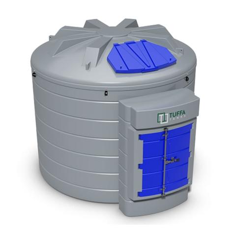 Tuffa Tanks AdBlue Dispensing 10000VBFSAD 10000Litre Tank