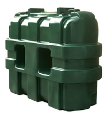3C Tanks 1200CS 1200Litre Single Skin Oil Tank