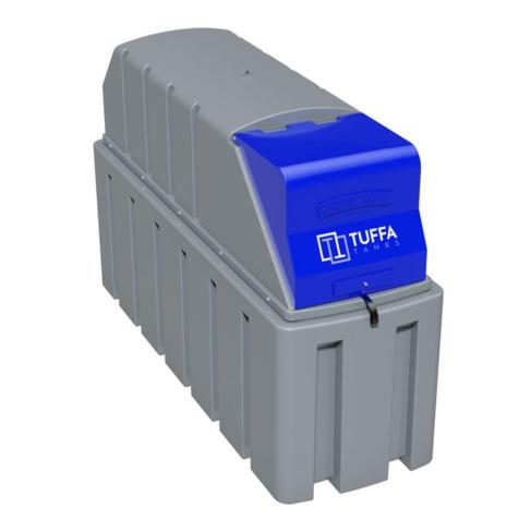 Tuffa Tanks AdBlue Dispensing 1350SLBFSAD 1350Litre Tank