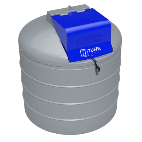 Tuffa Tanks AdBlue Dispensing 1400VBFSAD 1400Litre Tank