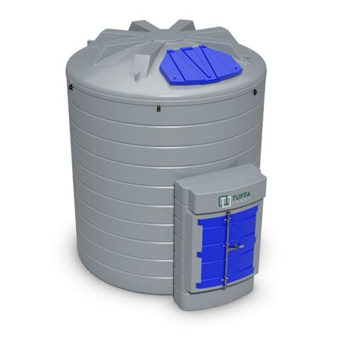 Tuffa Tanks AdBlue Dispensing 15000VBFSAD 15000Litre Tank