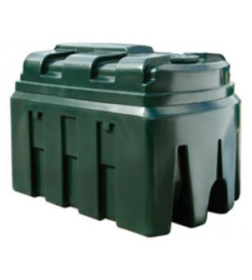 3C Tanks 2400CBFT 2468Litre Bunded Oil Tank