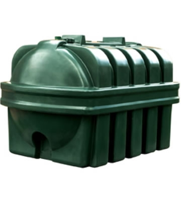 3C Tanks 2400CH 2468Litre Single Skin Oil Tank