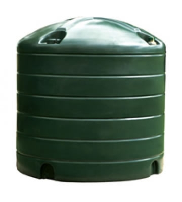 3C Tanks 2500CV 2568Litre Single Skin Oil Tank