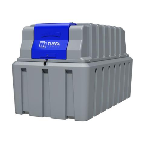 Tuffa Tanks AdBlue Dispensing 2500HBFSAD 2500Litre Tank