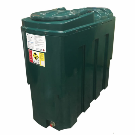 3C Tanks 1350CBH 1350Litre Bunded Oil Tank