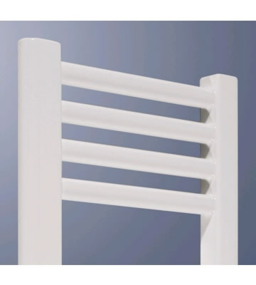 Abacus Micro Linea White Slimline Towel Warmers