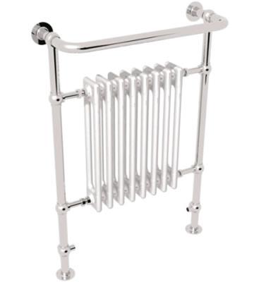 Abacus Sovereign Chrome Towel Rail