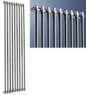 Abacus Tiempo Chrome Radiators