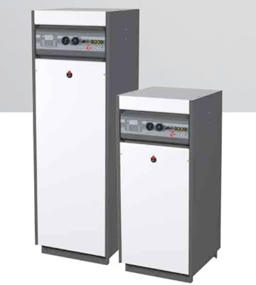 ACV Etech S Floor Standing Combination Storage Electric Boiler