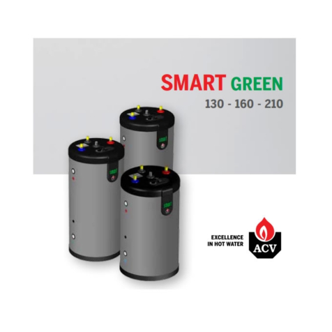 ACV Smart Green Fast Recovery Cylinders