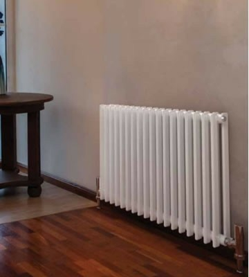 Quinn Adagio 35 Horizontal White Radiators