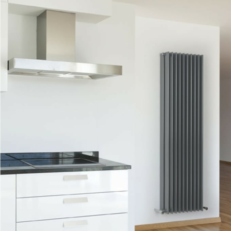 Quinn Adagio 35 Vertical Radiators in Colours