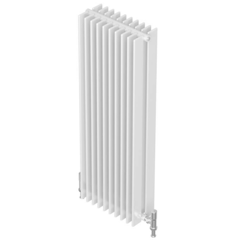 Quinn Adagio 35 Vertical White Radiators