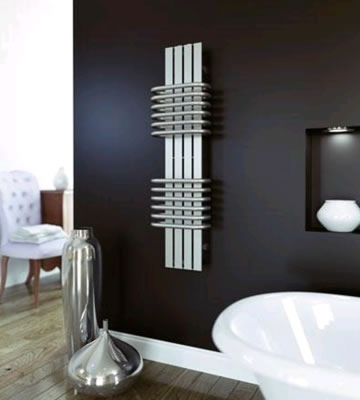 Aeon Bolero Stainless Steel Towel Radiators