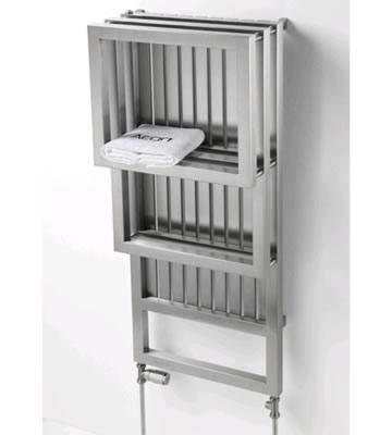 Aeon Bosporus Z Stainless Steel Towel Radiator