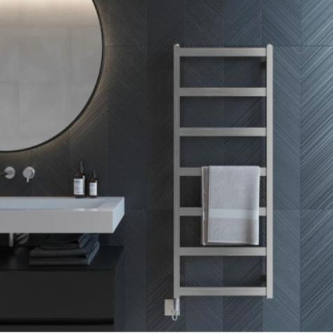 Aeon Calder Stainless Steel Towel Rails